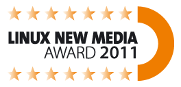 Linux New Media Award 2011
